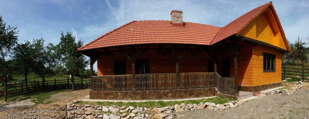 Pensiunea Casa aurarului