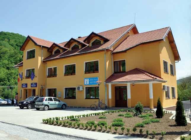 Centrul Local de Informare Turistică - Buceș