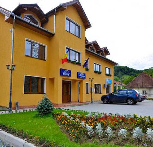 Primăria comunei Buceș